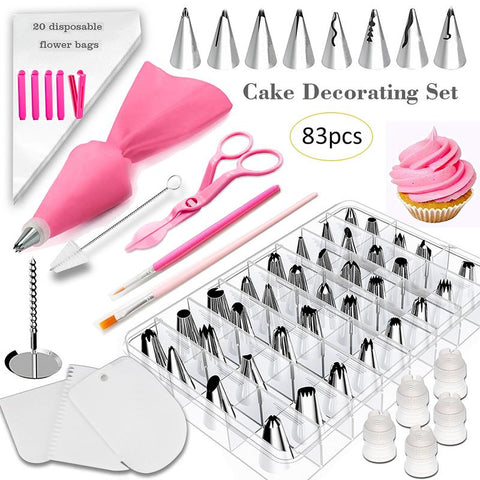Cake Decorating Tips