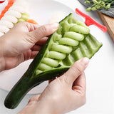 Vegetables Spiral Knife