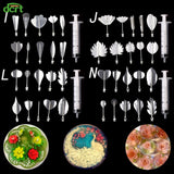 40PCS 3D Jelly Decorating Tools