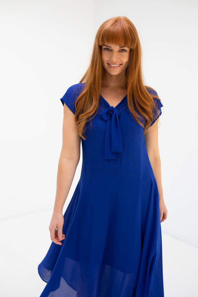 Solstice Dress Plain