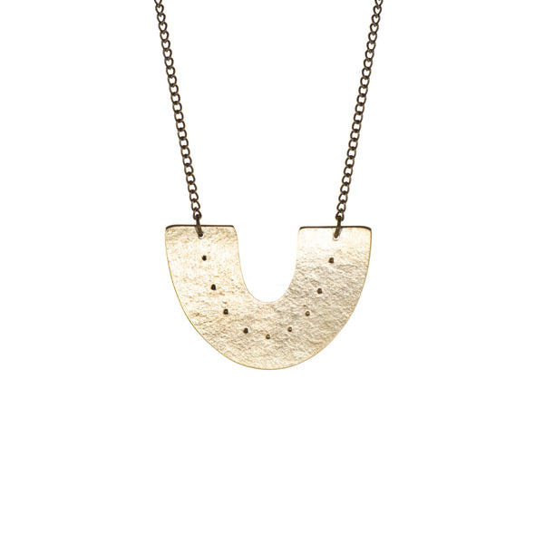 Arch Single Necklace
