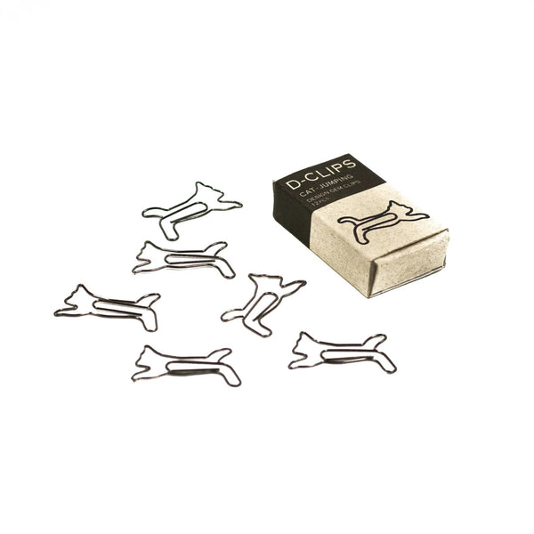 D-Clips Mini – Jumping cat
