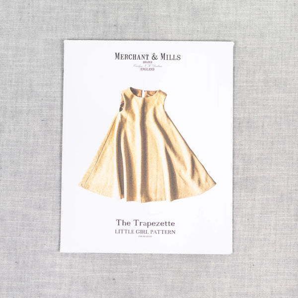 The Trapezette sewing pattern