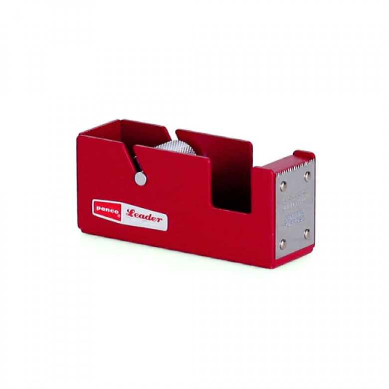 Penco tape dispenser - red