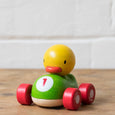 Duck racer Plan Toys toddler young children wooden toy