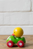 Duck racer Plan Toys cute toddler toy
