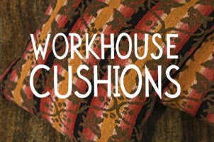 Workhouse Cushions