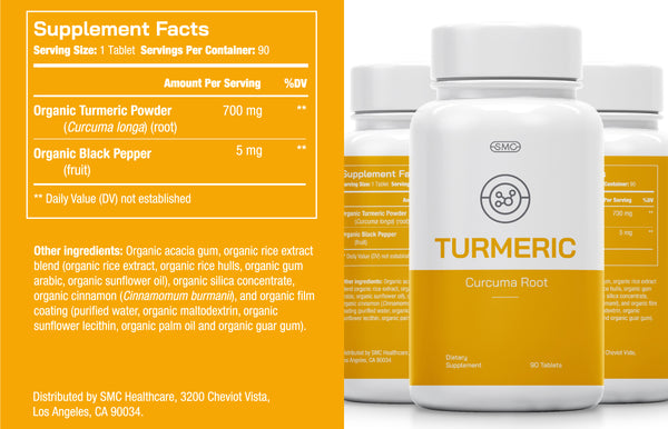Two-Month Course | Turmeric & Hair – Best Health Formula