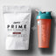 PRIME whey isolate + REEF BlenderBottle® bundle