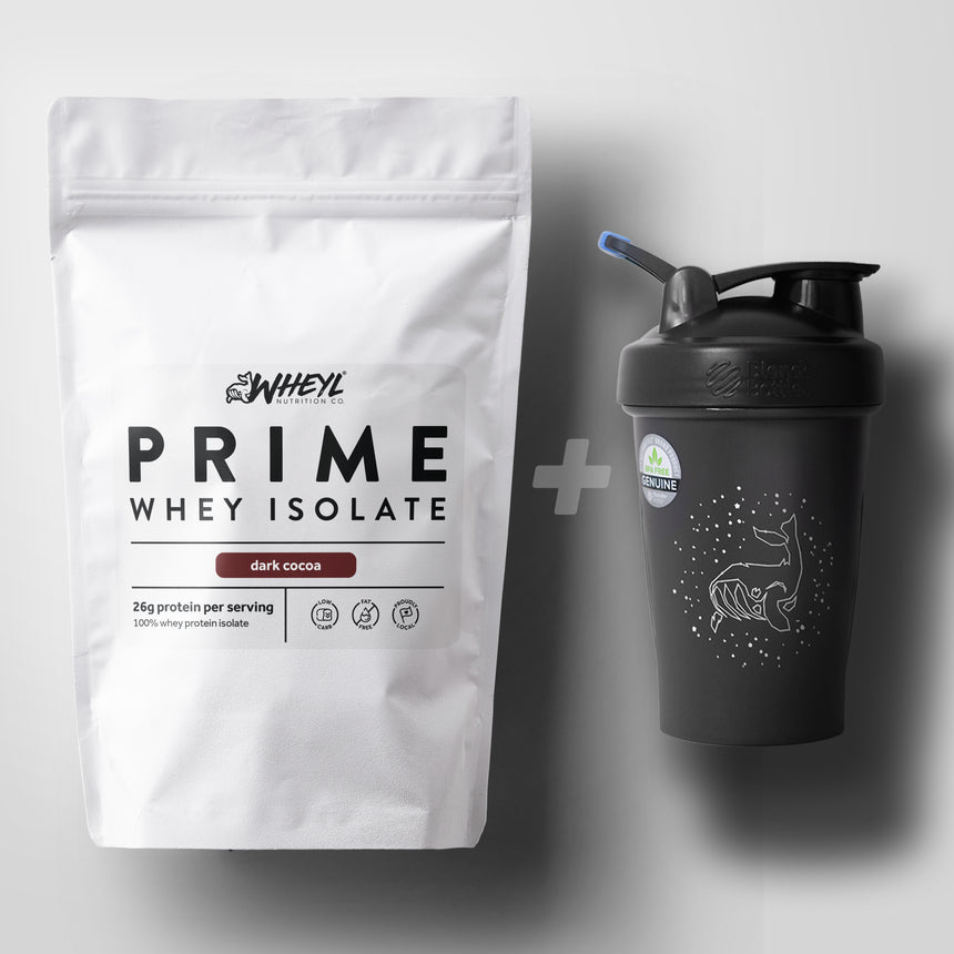 PRIME Simply Bare whey isolate