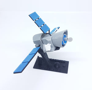 Bepicolombo 1:82 - Old model