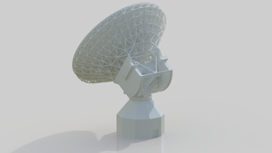 Deep Space Antenna