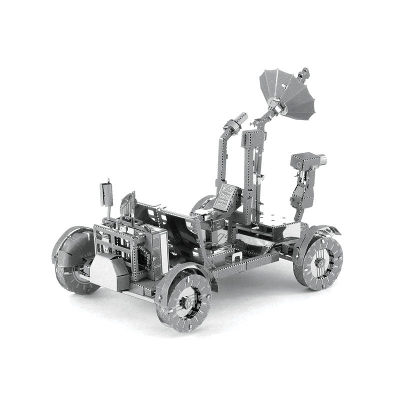Metal Apollo Rover