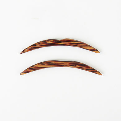 Coconut Palm Septum Tusks