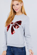 Load image into Gallery viewer, Sequins Embroidered Pullover