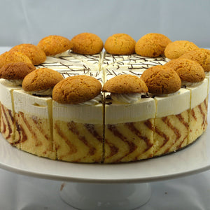 Amaretto Gateau