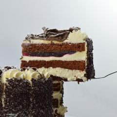 Black Forest Gateaux {V}