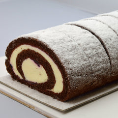 Swiss Roll - Chocolate