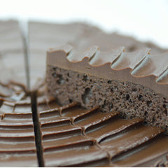 Chocolate Fudge Cake {V}