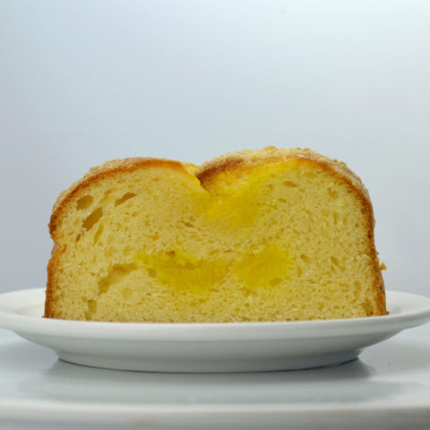 Lemon Loaf Cake {V}