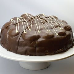 Chocolate Hump Cake