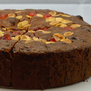 Luxury Fruit Cake {V}
