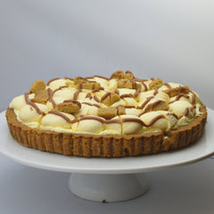 Chewy Banoffee Pie