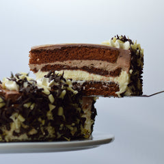Triple Chocolate Gateaux