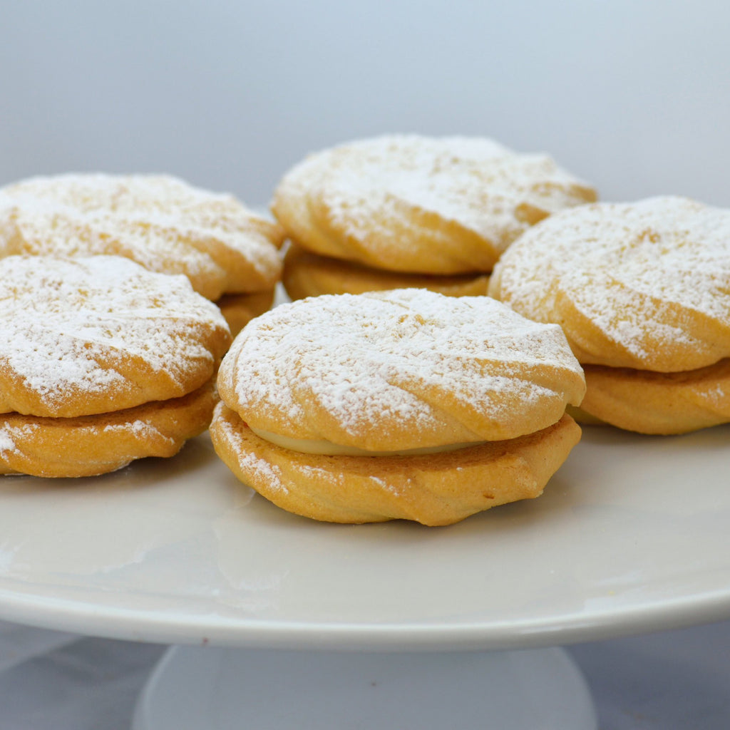 Viennese Round - White Chocolate {V}