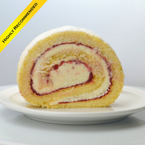 Swiss Roll - Strawberry