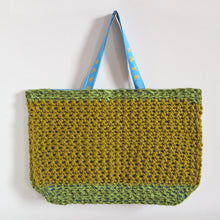 Load image into Gallery viewer, Crochet Eye Bag
