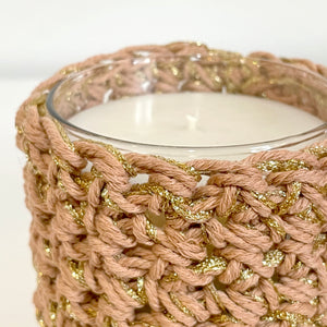 Crochet Eye Candle