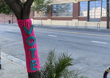 Load image into Gallery viewer, Vote Tree Wrap by London Kaye