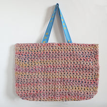 Load image into Gallery viewer, Crochet Lotus Bag