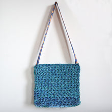 Load image into Gallery viewer, Medium Butterfly Crochet Bag