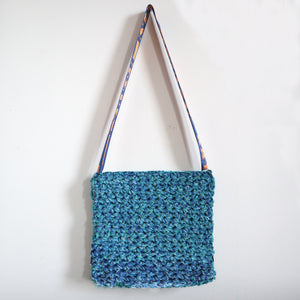 Medium Butterfly Crochet Bag