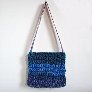 Medium Hamsa Crochet Bag