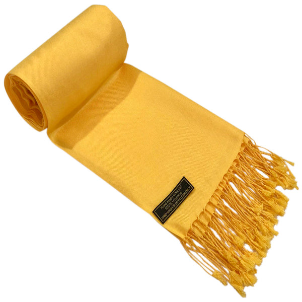 Solid Colour Design Nepalese Tassels Shawl Scarf Wrap Stole Throw Pashmina Face Cover Protection CJ Apparel NEW