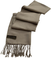 CJ Apparel Men's Solid Colour Design Fashion Knitted Scarf Seconds Scarves Fall/Winter Face Cover Protection NEW