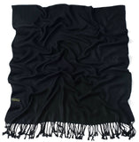 Solid Colour Design Shawl Scarf Wrap Stole Throw Pashmina Face Cover Protection CJ Apparel NEW