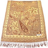 Azad Design 2 Ply Reversible Shawl Scarf Wrap Stole Throw Pashmina Face Cover Protection CJ Apparel NEW