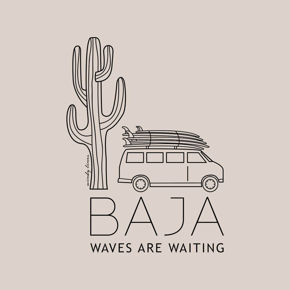 BAJA VAN Men's Tank Top
