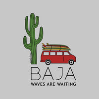 Load image into Gallery viewer, BAJA VAN Kids Hoodie