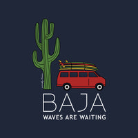 Load image into Gallery viewer, BAJA VAN Kids Tee