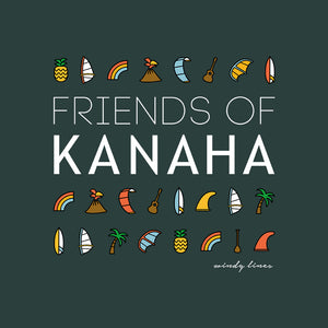 FRIENDS OF KANAHA Women's Hoodie