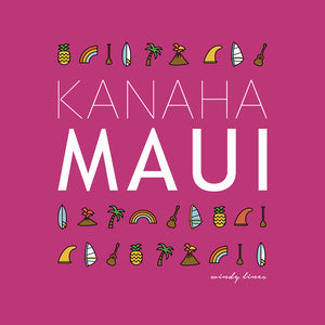 KANAHA ELEMENTS Youth Tee