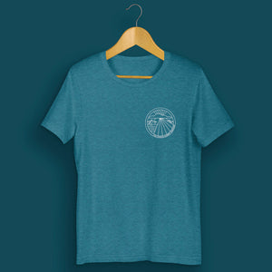 KANAHA SUNSET Men's Tee