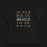 Load image into Gallery viewer, BAJA ELEMENTS Women's Relaxed Tee