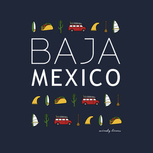 BAJA ELEMENTS Youth Tee