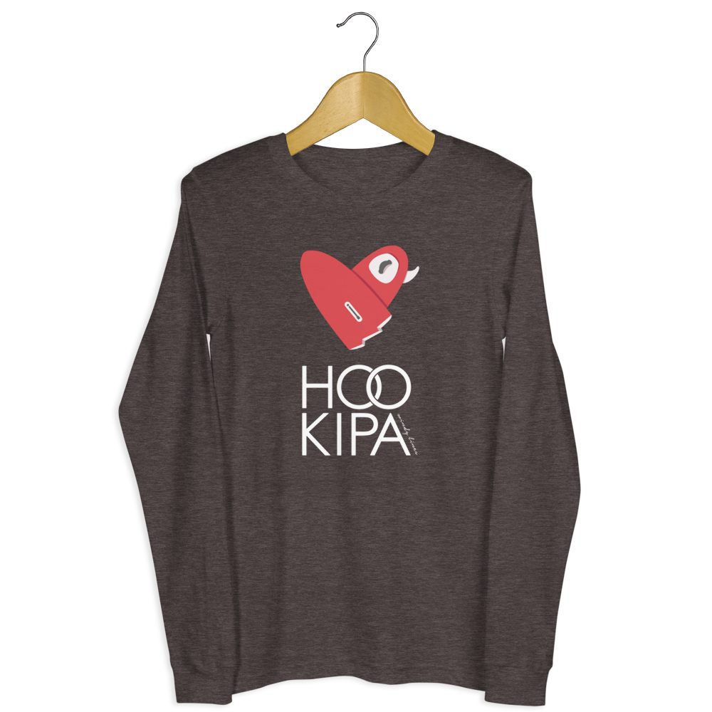 HO'OKIPA LOVE Men's Long Sleeve
